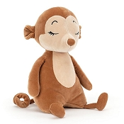*Jellycat Sleepee Monkey - 14
