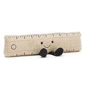 *Jellycat Smart Stationary Ruler Small - 6