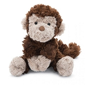 *Jellycat Squiggles Monkey 9