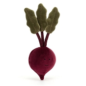 *Jellycat Vivacious Vegetable Beetroot - 9