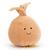 *Jellycat Vivacious Vegetable Onion