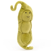 *Jellycat Vivacious Vegetable Pea
