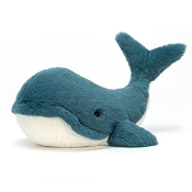 *Jellycat Wally Whale Tiny - 6