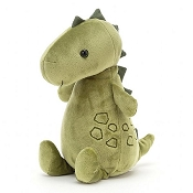 *Jellycat Woddletot Dino - 8