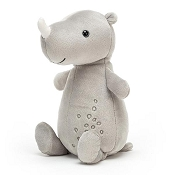 *Jellycat Woddletot Rhino - 8