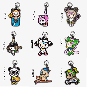 *Ju-Ju-Be Team Toki Zipper Pull Blind Box
