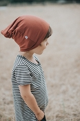 Jax & Lennon Double Layered Slouchy Beanie