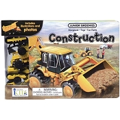 *Innovative Junior Groovies Book + Toys - Construction