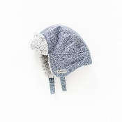 Juddlies Winter Hat - Salt & Pepper Grey *CLEARANCE FINAL SALE*