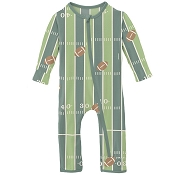 KicKee Pants Fitted Coverall - Football