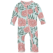 KicKee Pants Fitted Coverall - Fresh Air Florist