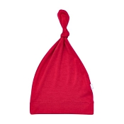 Kyte Baby Knotted Cap - Ruby