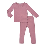 Kyte Baby Toddler Pajamas - Mulberry (Size 3T)