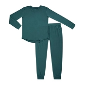 *Kyte Baby Women's Jogger Pajamas - Emerald (Size L)