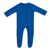 Kyte Baby Zippered Footie - Sapphire