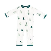 Kyte Baby Zippered Romper - Tree