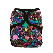 Lalabye Baby One-Size Cloth Diaper Cover