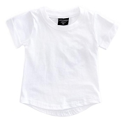 Little Bipsy Basic Tee - White