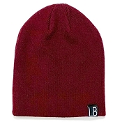 Little Bipsy Collection Knit Beanie - Burgundy