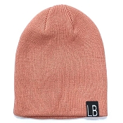 Little Bipsy Collection Knit Beanie - Dusty Blush