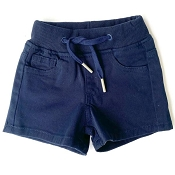 Little Bipsy Chino Shorts - Navy
