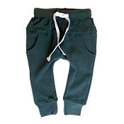 Little Bipsy Joggers - Midnight Teal