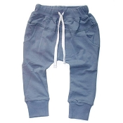 Little Bipsy Collection Joggers - Ash Blue
