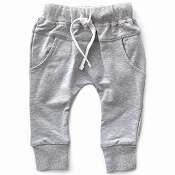 Little Bipsy Collection Joggers - Grey