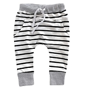 Little Bipsy Collection Joggers - Grey Stripe *CLEARANCE*