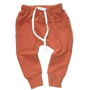 Little Bipsy Collection Joggers - Rust