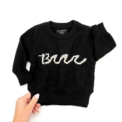 Little Bipsy Knit Sweater - Brrr