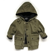 Little Bipsy Collection Military Jacket