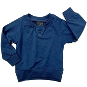 Little Bipsy Collection Pullover - Navy