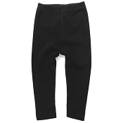 Little Bipsy Collection Ribbed Legging - Black