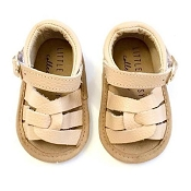 Little Bipsy Collection Sandals / Asher / Camel Tan
