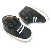 Little Bipsy Collection H-Tops Collin - Black