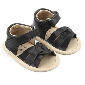 Little Bipsy Collection Sandals / Ollie / Black