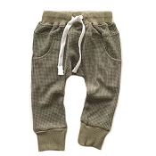 Little Bipsy Thermal Jogger - Pine