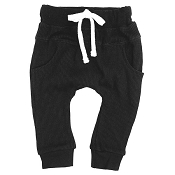 Little Bipsy Collection Thermal Jogger - Black *CLEARANCE*
