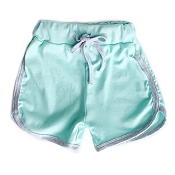 Little Bipsy Collection Track Shorts - Mint