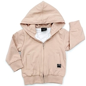 Little Bipsy Collection Zip Hoodie - Blush *CLEARANCE*