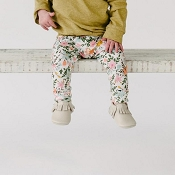 Little & Lively Leggings - Picnic Floral