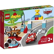 *LEGO Disney Lightning McQueen's Race Day