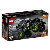 *LEGO Technic Monster Jam Grave Digger
