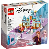 *LEGO Disney Anna and Elsa's Storybook Adventures