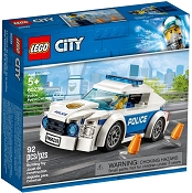 *LEGO City Police Patrol Car