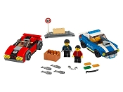 *LEGO City Police Highway Arrest