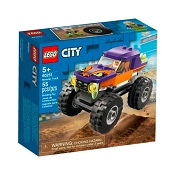 *LEGO City Monster Truck
