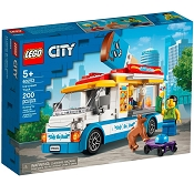 *LEGO City Ice Cream Truck