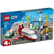 *LEGO City Central Airport